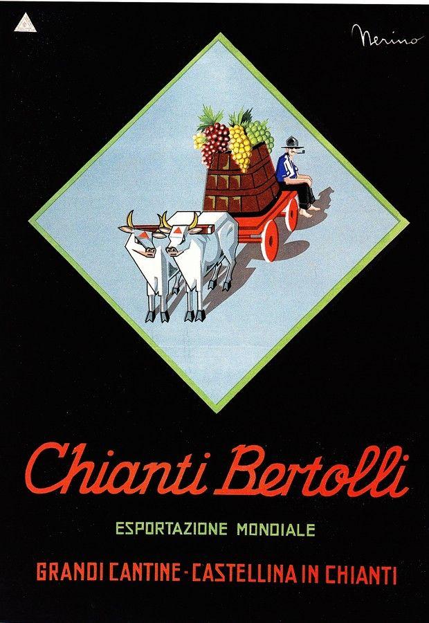 Chianti Brolio, 1930 Nerino