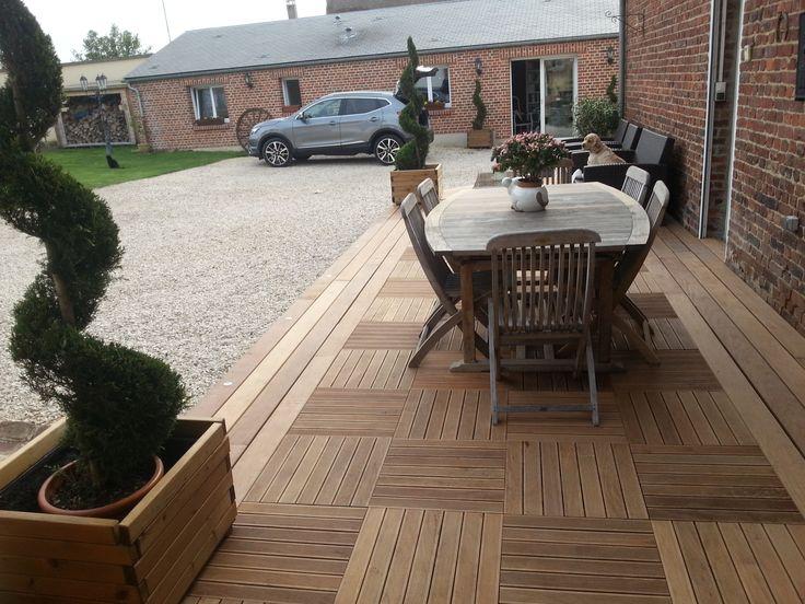 1000+ images about Terrasse en bois réalisée par des particuliers on