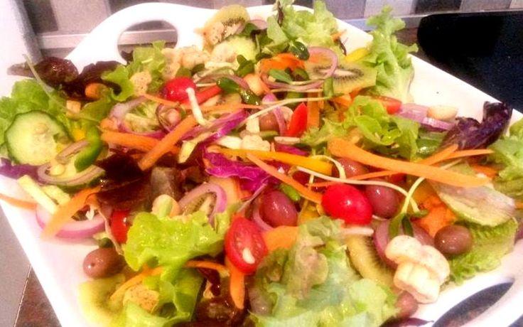 Salads/slaai | Kreatiewe Kos Idees