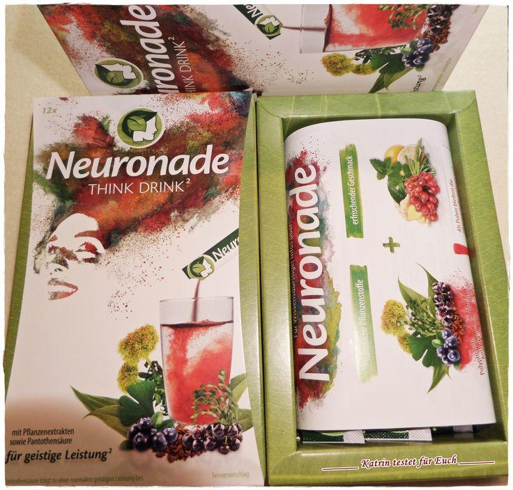 Doping fürs Gehirn !? Neuronade - natürliches Nahrungsergänzungsmittel