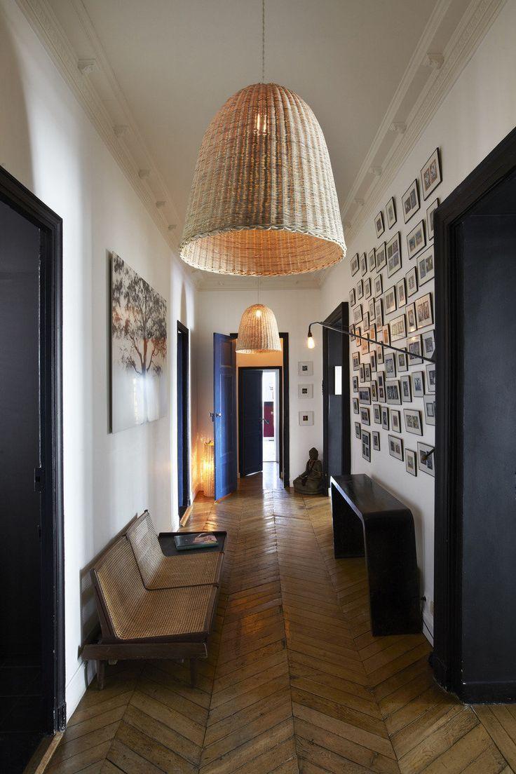 Parisian Hallway Photography by Francis Amiand