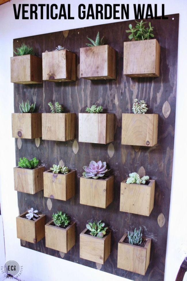 The 11 Best DIY Wall Garden Ideas