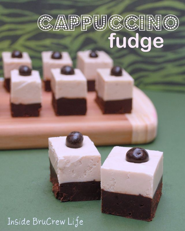 Cappuccino Fudge - Inside BruCrew Life /v