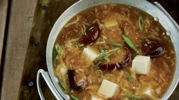 Recettes - Signé M - TVA - Hot and sour soup