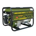 Sportsman 3,250/4,000-Watt Clean Burning LPG Portable Propane Generator, Includes Free Generator Cover-GEN4000LP at The Home Depot