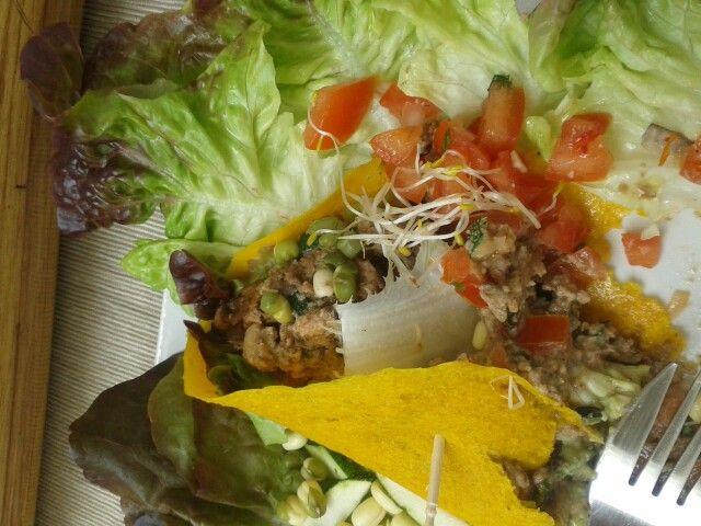 Tacos - restaurace Rawcha