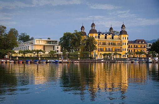Falkensteiner Schlosshotel Velde...Velden am Worthersee , Austria