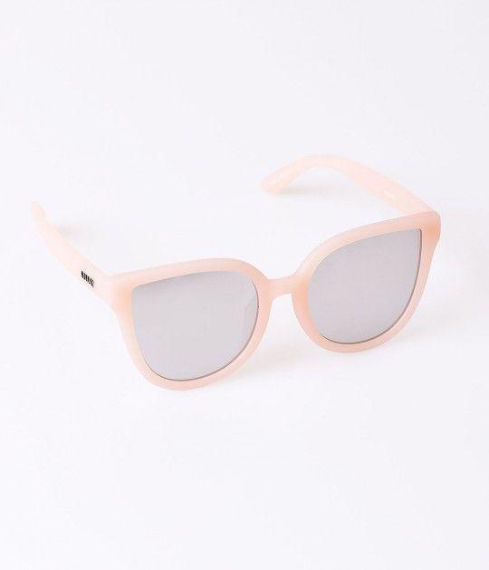 Quay Matte Pink Paradiso Cat Eye Sunglasses