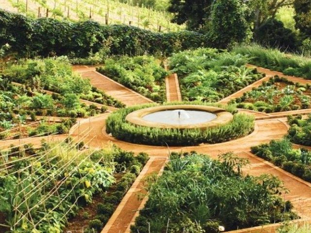 Le Jardin Mandala en Permaculture, principes et inspirations