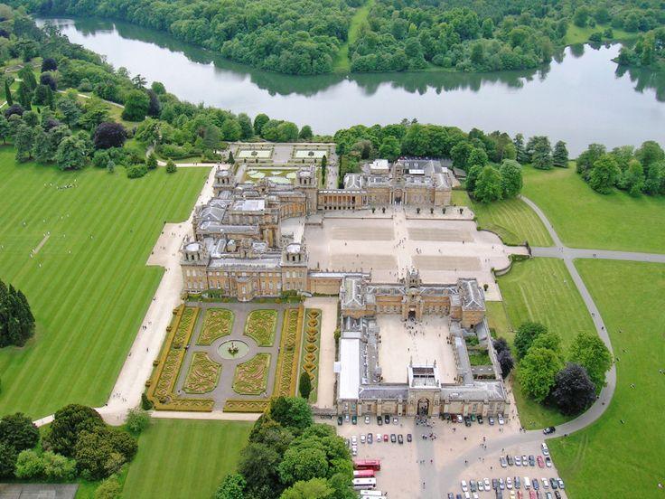 Blenheim Palace | loveisspeed.....: Blenheim Palace England..The palace's construction ...