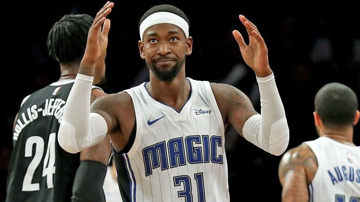 Magic say Ross out 'indefinitely' with leg injuries    The Orlando Magic say forward Terrence Ross has a sprained medial collateral ligament in his right knee and a non-displaced fracture of the same leg, and will be out indefinitely.   http://www.espn.com/nba/story/_/id/21620273/orlando-magic-say-forward-terrence-ross-indefinitely-leg-injuries