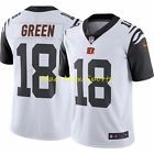 AJ GREEN Cincinnati BENGALS Nike NFL COLOR RUSH Throwback LIMITED Jersey Size XL