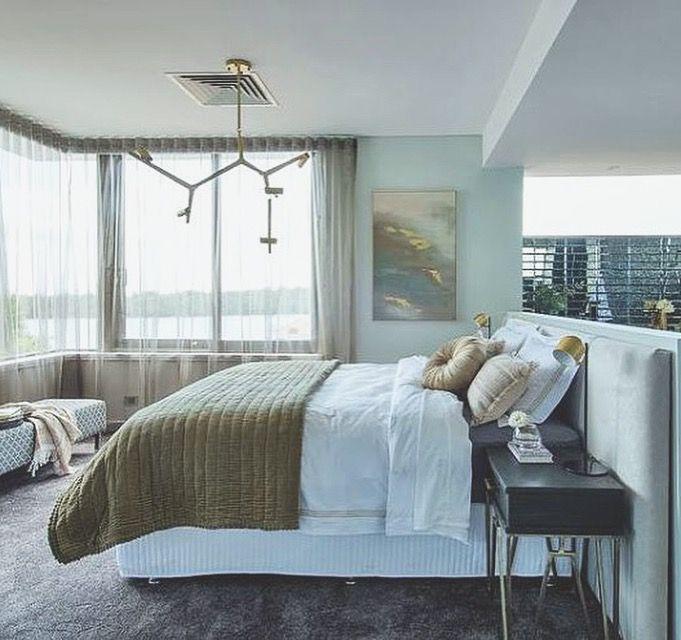 Luxury master bedroom    Art by Francesca Gnagnarella @fragnagna_art