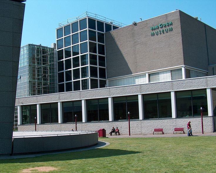 Музей Ван Гога в Амстердаме. Обсуждение на LiveInternet - Российский Сервис Онлайн-Дневников