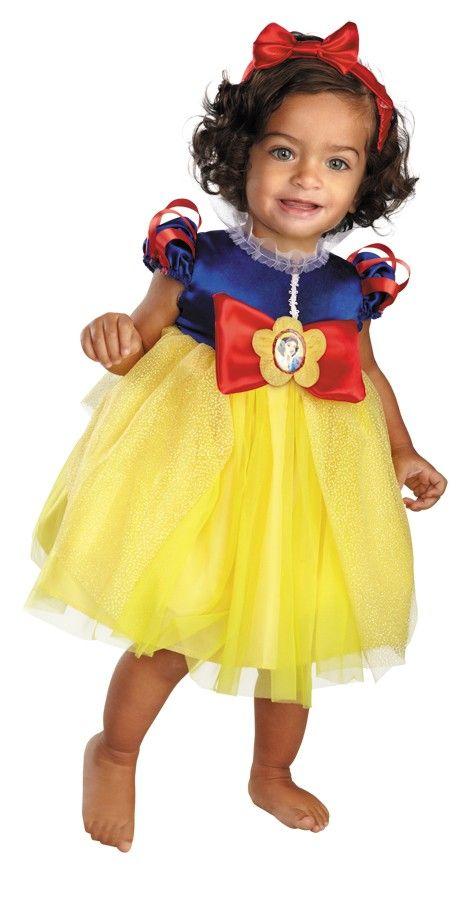 Snow White Infant Girl's Costume