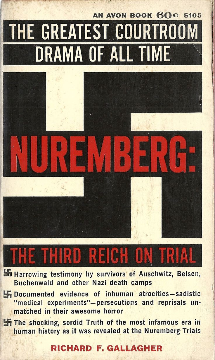 Nuremberg: The Third Reich on Trial  The Nuremberg Trials!