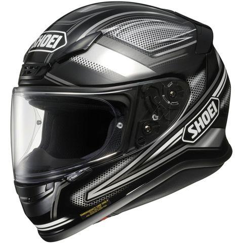 Shoei RF-1200 Dominance Black Helmet - Motorcycles508