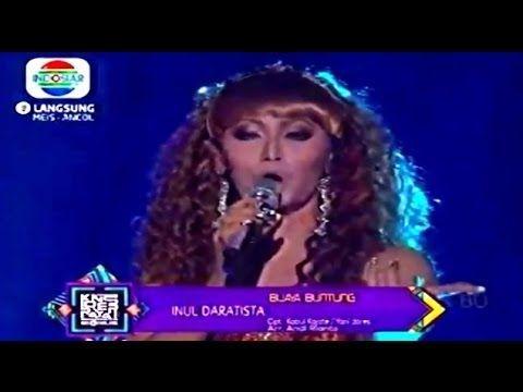 """Inul Daratista """"Buaya Buntung"""" Konser Raya 19 Tahun Gemilang Indosiar"""