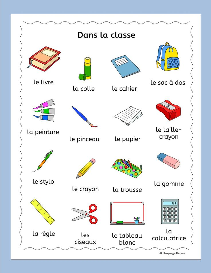 Elementary Classroom Games ~ Best elementary french for young language learners