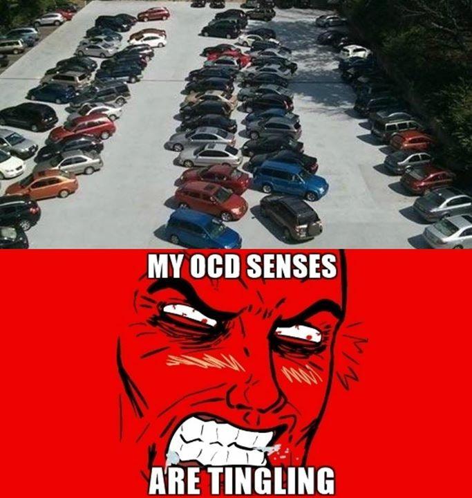 Parking lot without lines.  Car memes #CarDoings #Cars #Automotive #Ferrari #BMW #M3 #M4 #M5 #Mercedes #AMG #Porsche #Audi #Honda #Ford #Volkswagen #Volvo #Kia #Mazda #Chrysler #Subaru #Lexus #Dodge #Hyundai #Chevrolet #Jeep #Nissan #Toyota #Tesla #Car #Supercar