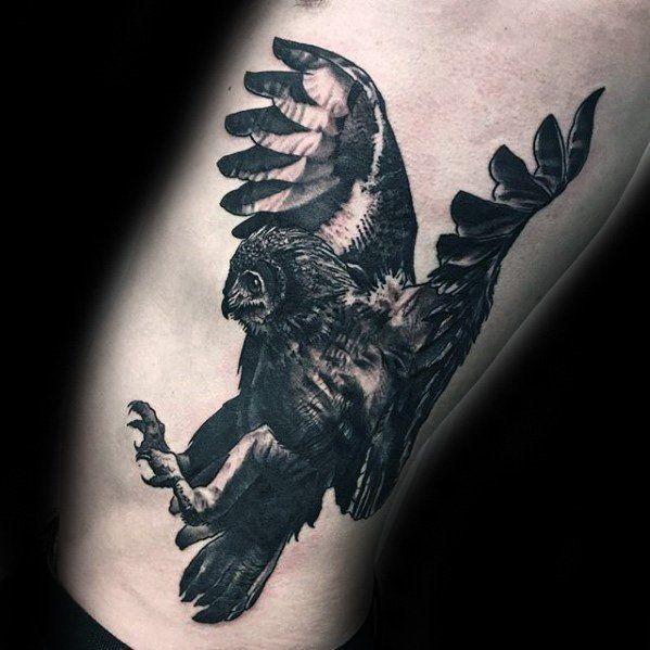 60 Great Tattoos For Men Masculine Design Ideas Tattoos For Guys Tattoos Mens Side Tattoos