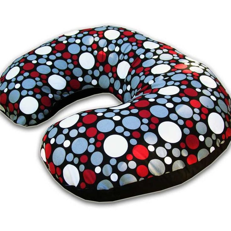 Nursing Pillow \u0026 Cover Sewing tutorial and Pattern. Great Boppy Cover pattern (fits boppy