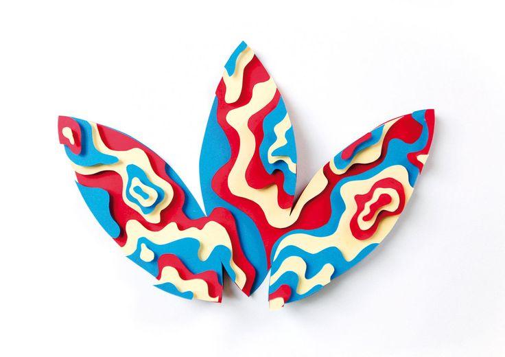 Las tipografías 3D de Jerome Corgier   Blog de diseño gráfico y creatividad.