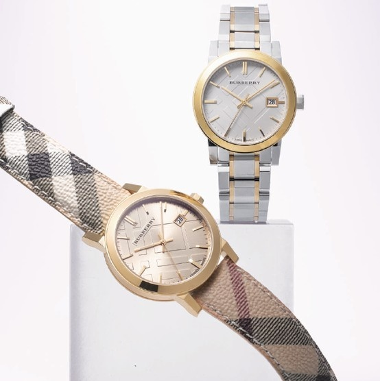 It's Her Time to Shine: Burberry Watches BUY ...