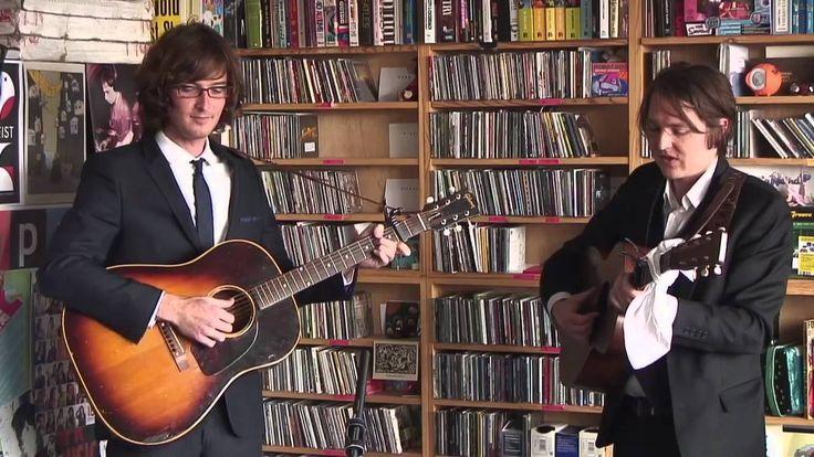 The Milk Carton Kids: NPR Music Tiny Desk Concert, via YouTube.