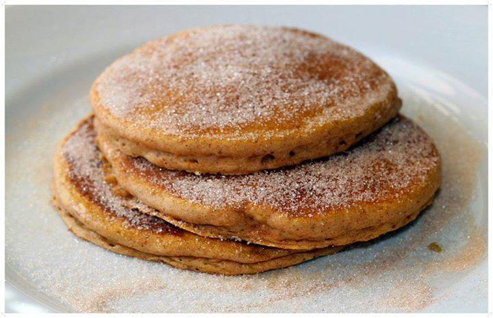 Panquecas de Abóbora | Pumpkin PancakesRECEITAS De CULINÁRIA | RECEITAS De CULINÁRIA