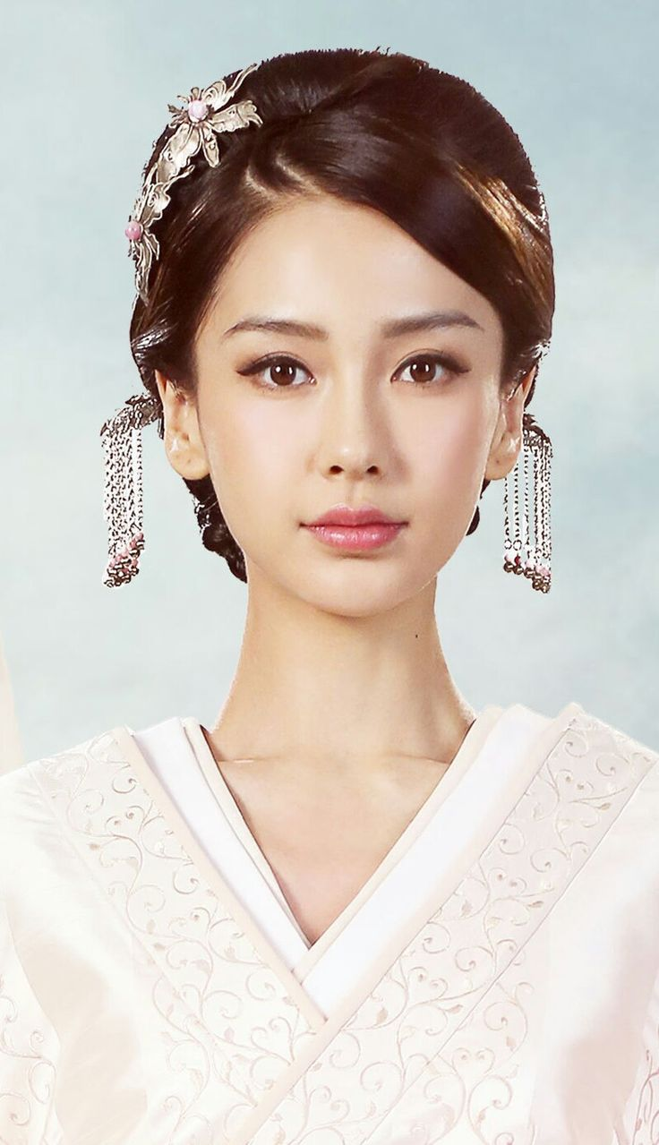 古装美人 云中歌 angelababy 杨颖 - ancient Chinese period drama series 'Song in the Cloud'