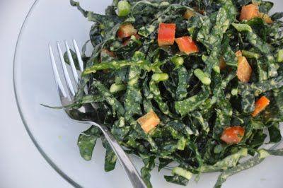 Lime Kale Slaw | Healthy bites | Pinterest | Kale Slaw, Kale and Limes ...
