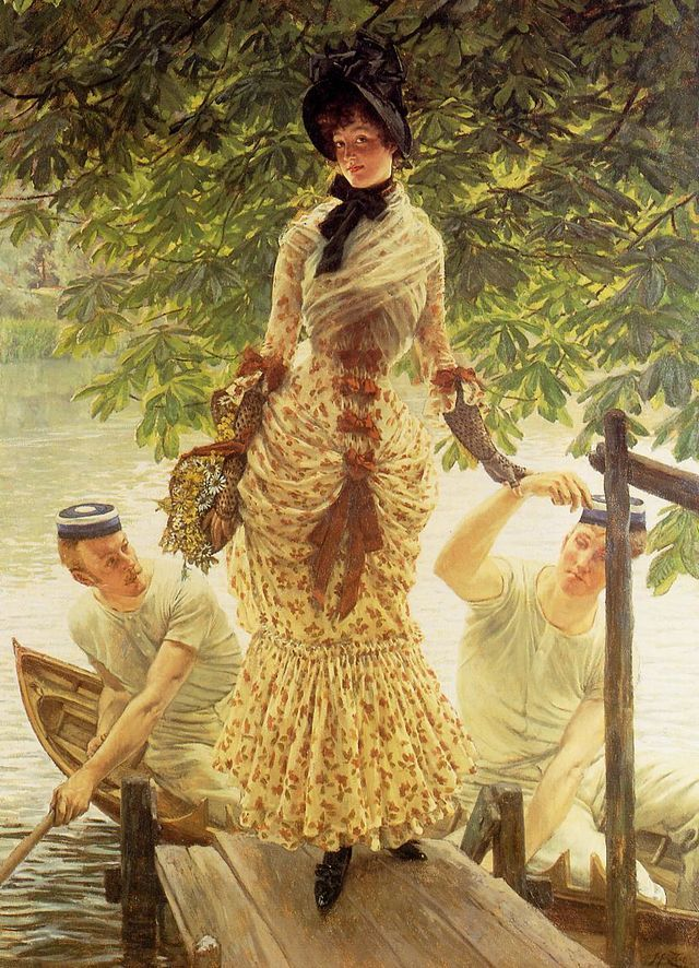 Vote for Your Favorite James Tissot Painting | Playbuzz