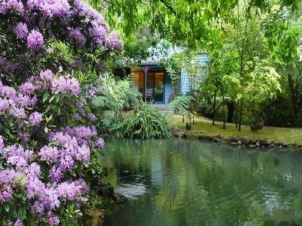 Cottage located in Sassafras, Victoria, Australia