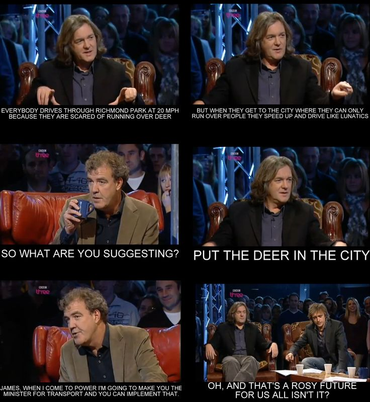 Another interesting idea from James: put deer in the city