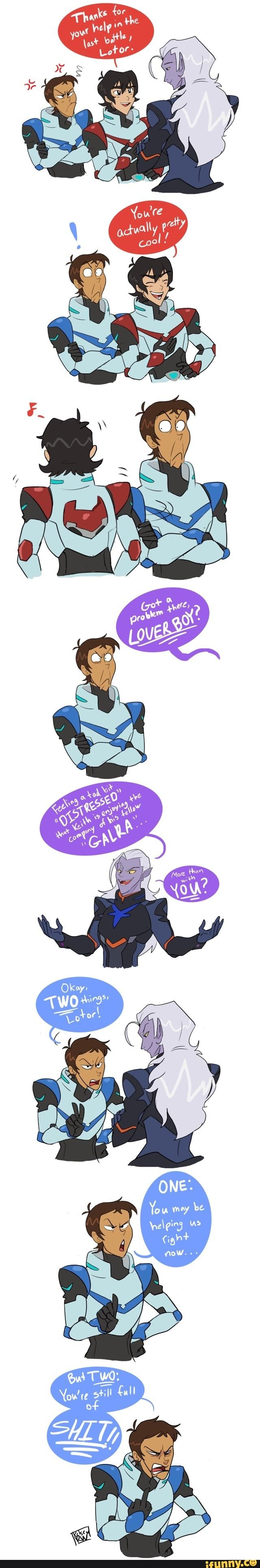 Wait...AVPS and Voltron crossover?!!!