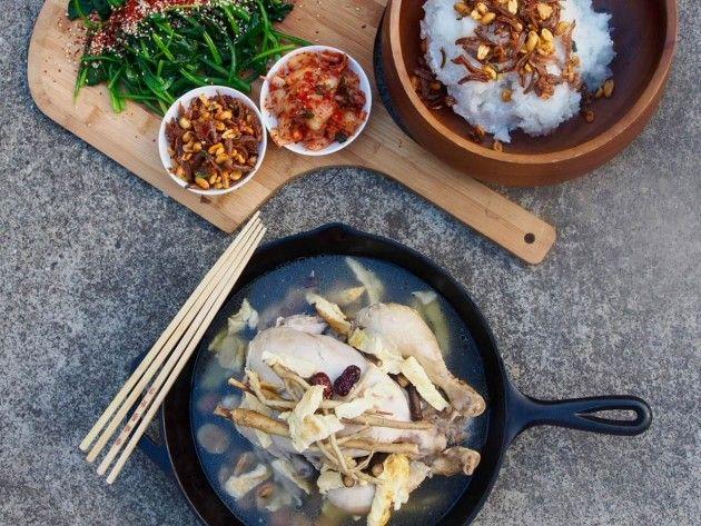 Przepisy kulinarne wg medycyny chińskiej.