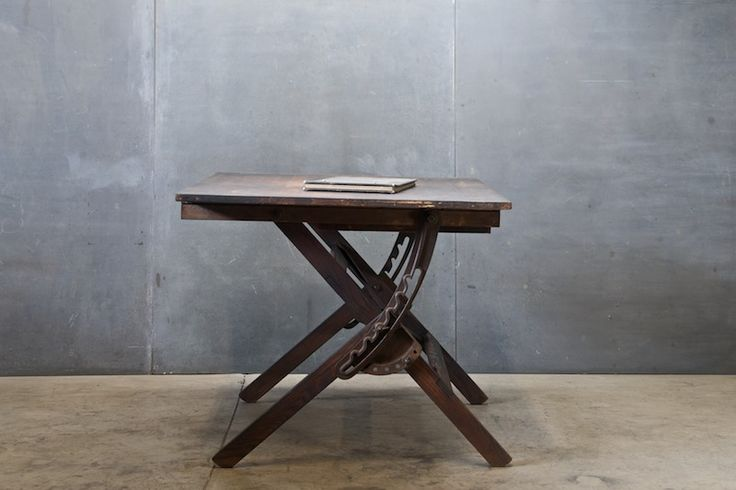 Stack Engineer Cantilever Drafting Table : Factory 20, vintage