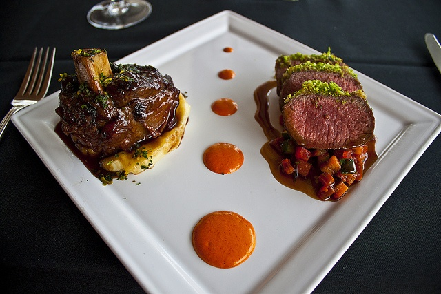 Duo of Lamb by