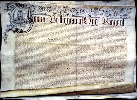 Finally, in 1620 King James I granted a Royal Charter which established the Incorporation of Weavers, Fullers and Shearmen, the name by whic...