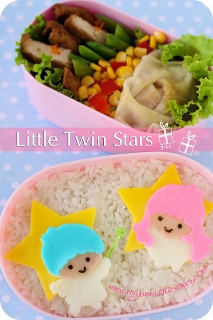 little twin stars @Catherine Sweet