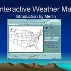 """In this lesson, 4th or 5th grade students will use the information they learned about weather to create an animated weather """"forecast"""" map to prese..."""
