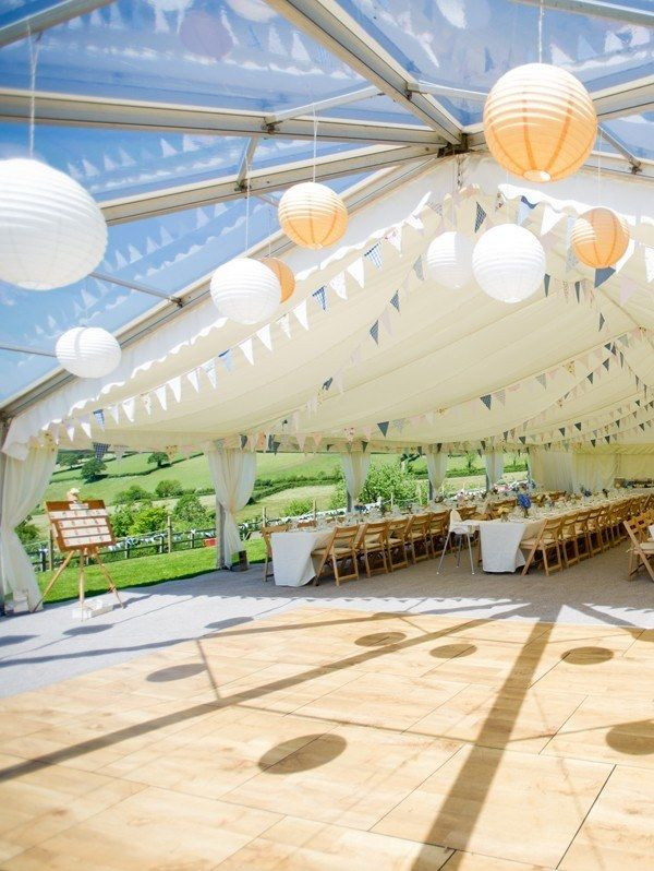 Whatever your taste, whatever your ideas, a marquee wedding ticks all the boxes. But, if you are unsure as to whether there is too much to do, then read this article giving guidance on  arranging marquee weddings.