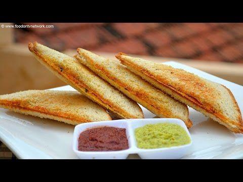 Top 5 Indian Sandwich Recipes. Best Sandwich Recipes.