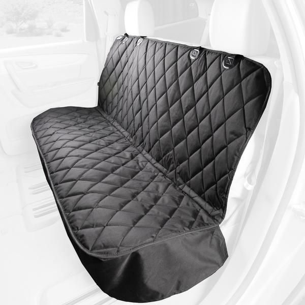 Dog Rear Seat Cover No Hammock Dog Seat Covers Seat Cover Cleaning Leather Car Seats
