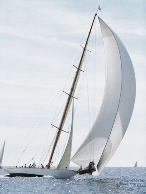 Tried sailing... loooove it!