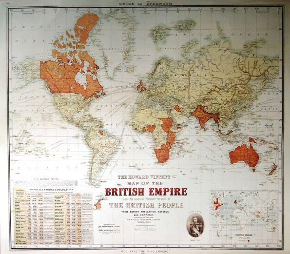 183 best blighty images on pinterest union jack britain and map of the british empire 1924 gumiabroncs Gallery
