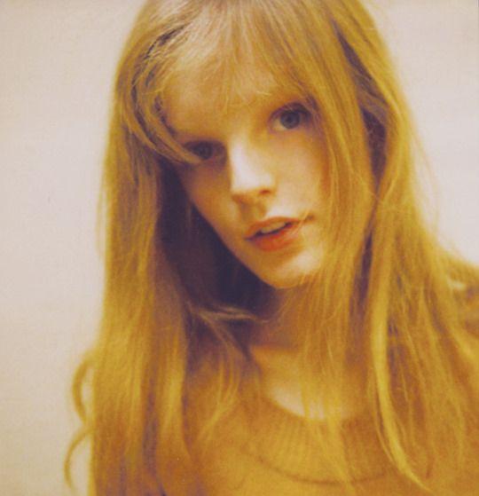 Hanne Gaby Odiele by Paul Rowland