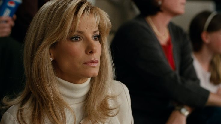 sandra bullock hair style in the blind side   The Blind Side Review   DoBlu.com Blu-ray reviews