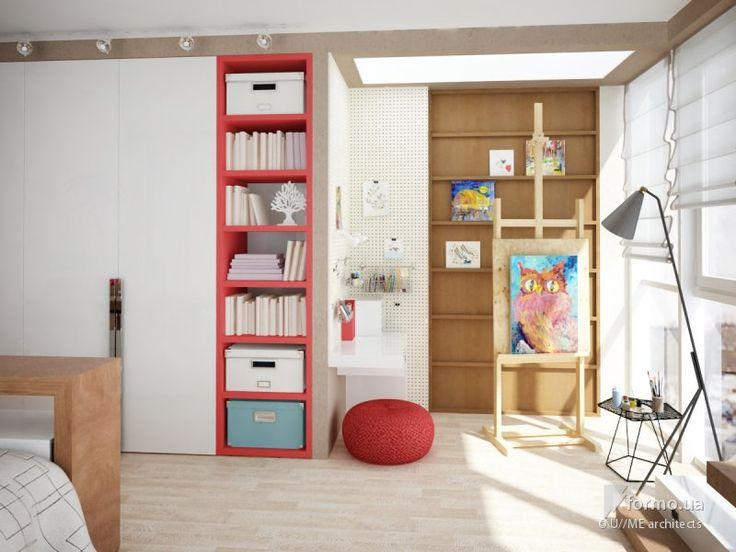 """Квартира для большой семьи """"Natural balance"""", U//ME architects, Детская комната, Дизайн интерьеров Formo.ua"""